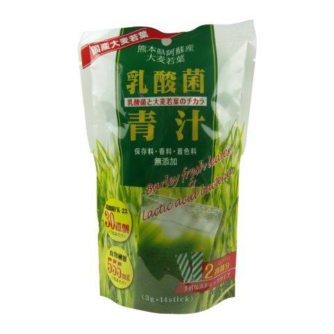 乳酸菌青汁(14包)