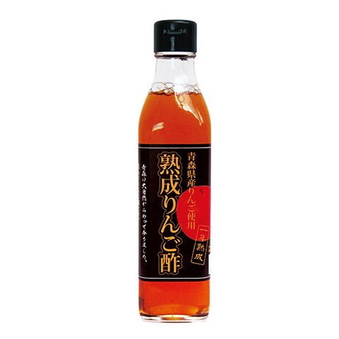 熟成りんご酢